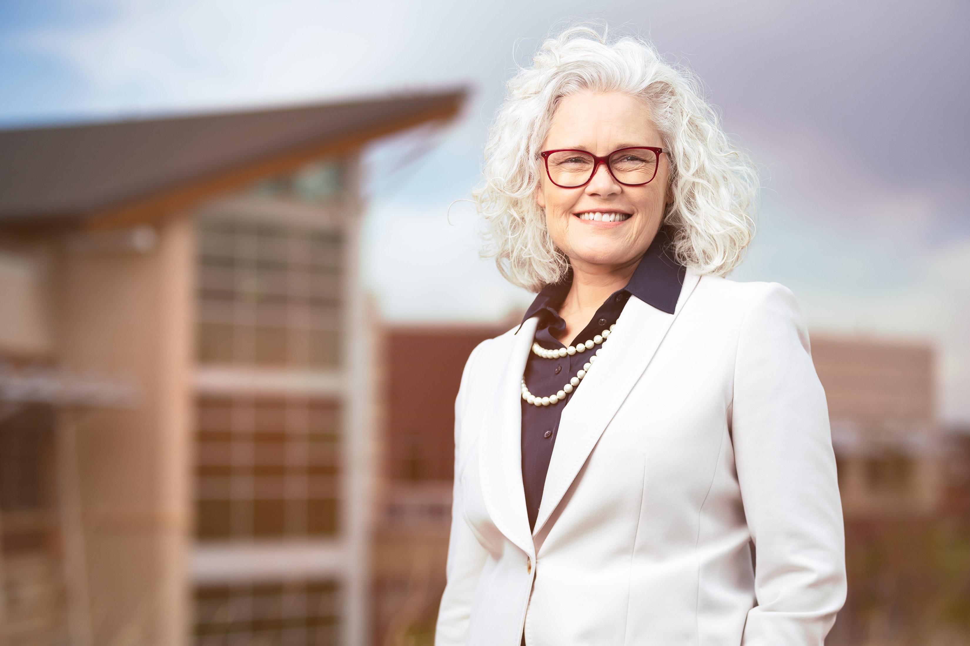 The Appraisal Foundation Vice President Lisa Desmarais