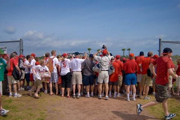 Major-league-baseball-spring-training-denver-editorial-photography-2