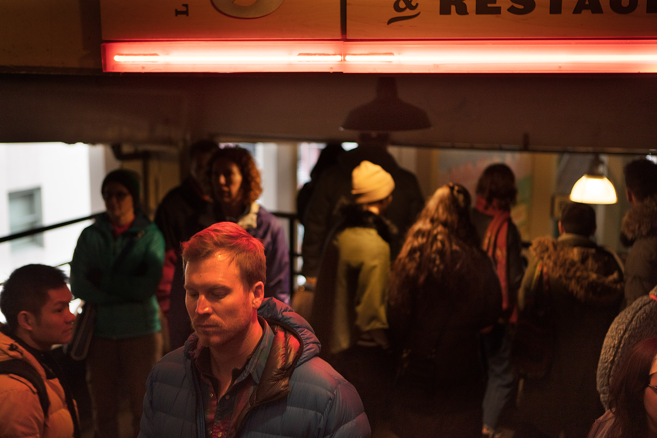 Pike Place Market – A Search For The Truth Of Aloneness
